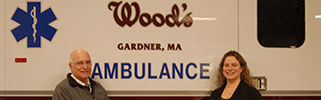 Wood's Ambulance News